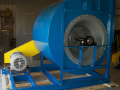 Backward Inclined Double Wide Centrifugal Fan
